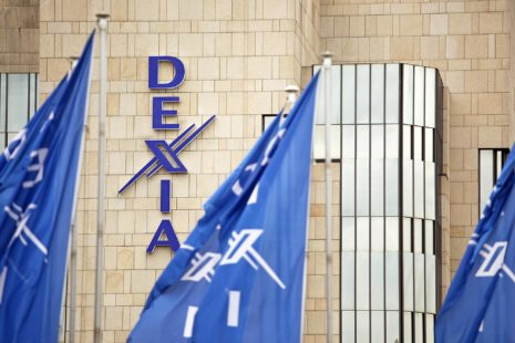 Do the recent events at Dexia have any impact on how they safekeep assets in Canada?